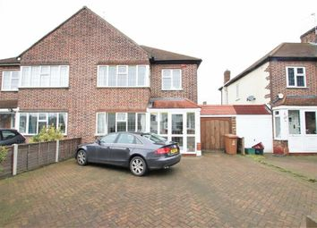 Thumbnail 3 bed semi-detached house to rent in Avenue Road, Bexleyheath, Kent