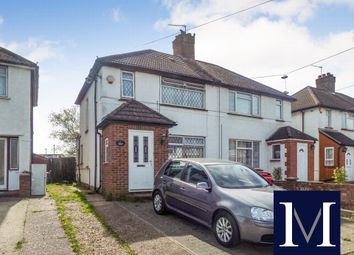 Thumbnail 3 bed semi-detached house for sale in Elers Road, Hayes