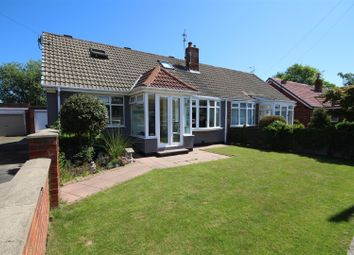 Thumbnail 3 bedroom semi-detached bungalow for sale in East Drive, Cleadon, Cleadon