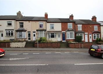 Thumbnail 2 bed terraced house to rent in Leeming Lane South, Mansfield Woodhouse, Mansfield