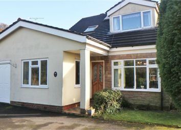 Thumbnail 5 bed detached house for sale in Bradwell Lane, Rugeley, Staffordshire