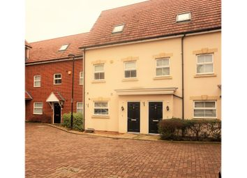 Thumbnail 4 bed town house to rent in Benjamin Lane, Wexham