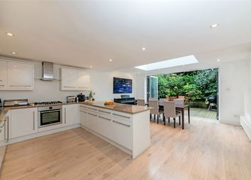 Thumbnail 4 bed terraced house for sale in Overstone Road, Brackenbury Village, London