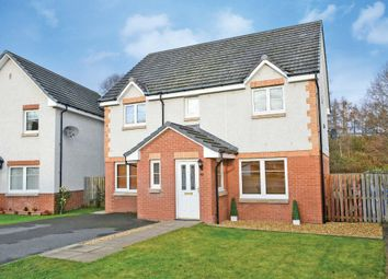 Thumbnail 4 bed detached house for sale in Munnoch Way, Plean, Stirling