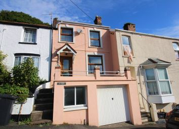 Thumbnail 2 bedroom terraced house to rent in Hillside Road, Ilfracombe