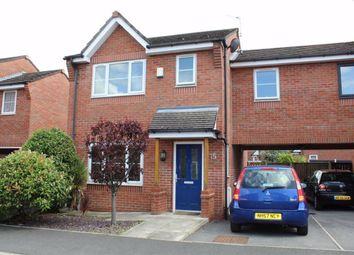 3 bed link-detached house for sale in Higher Meadows, Levenshulme, Manchester M19