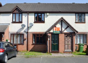 Thumbnail 2 bed terraced house for sale in Cavalier Circus, Wolverhampton