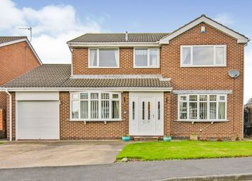 Thumbnail 4 bed detached house for sale in Picktree Lodge, Chester Le Street