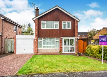 Thumbnail 3 bed detached house for sale in Augustus Drive, Alcester