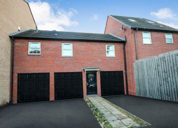 Thumbnail 2 bed flat for sale in Lido Close, Bulwell, Nottingham