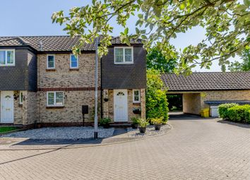 Thumbnail 3 bed end terrace house for sale in The Brambles, Saint Ives, Cambridgeshire