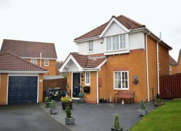 Thumbnail 3 bedroom detached house for sale in Murrayfields, West Allotment