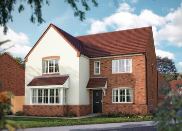 "Thumbnail 5 bed detached house for sale in ""The Arundel"" at Weaver Brook Way, Wrenbury, Nantwich"