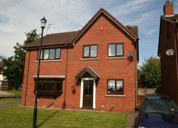 Thumbnail 3 bed semi-detached house to rent in Cambridge Close, Biddulph, Stoke-On-Trent