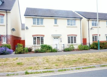 Thumbnail 4 bed detached house for sale in Mill View, Caerphilly