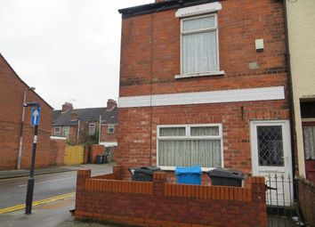 Thumbnail 2 bedroom end terrace house for sale in Blenheim Street, Hull