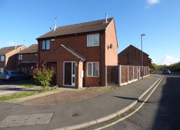 Thumbnail 2 bedroom town house for sale in Meadow Lane, Chaddesden, Derby