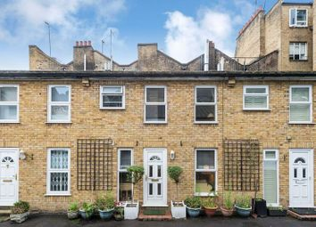Thumbnail 1 bed mews house for sale in Watson Mews, London