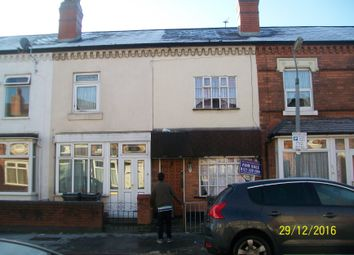 Thumbnail 2 bed terraced house for sale in Maidstone Road, Perry Barr