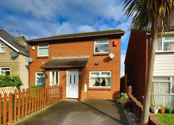 Thumbnail 3 bed semi-detached house for sale in Hollybush Road, Cardiff