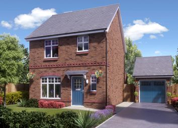Thumbnail 3 bed detached house for sale in Percival Lane, Runcorn