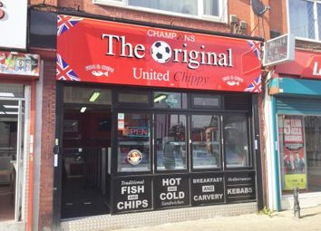 Thumbnail Restaurant/cafe for sale in 678 Chester Road, Manchester