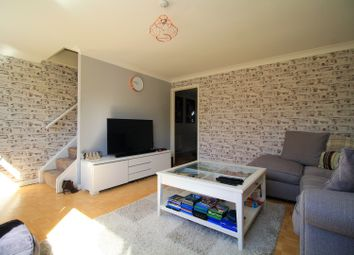 Thumbnail 2 bed end terrace house for sale in Hever Close, Eastbourne