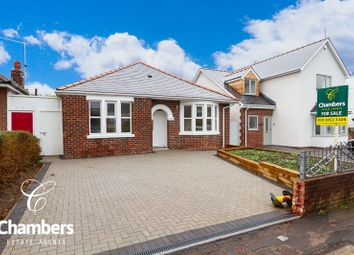 Thumbnail 3 bed detached bungalow for sale in Pantbach Place, Cardiff