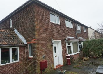 Thumbnail 3 bed semi-detached house for sale in Moorland Road, Stalybridge