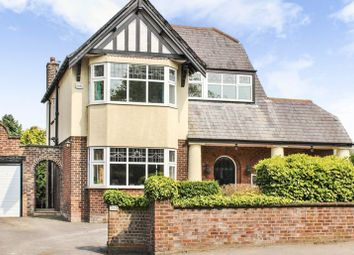 Thumbnail 4 bed detached house for sale in Wigan Lane, Wigan