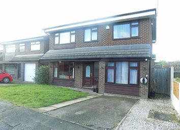 4 bed detached house for sale in Cadshaw Close, Birchwood, Warrington, Cheshire WA3