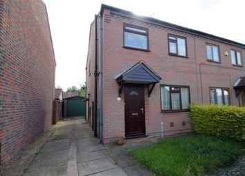 Thumbnail 3 bed semi-detached house to rent in Taupo Drive, Hucknall, Nottingham