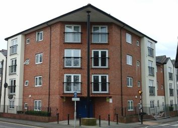 Thumbnail 2 bed flat for sale in Delamere Court, St. Marys Street, Crewe