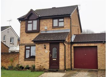 Thumbnail 3 bed detached house for sale in Harvest Way, Ashford