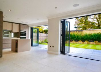 Thumbnail 5 bed detached house for sale in East End Road, East Finchley, London