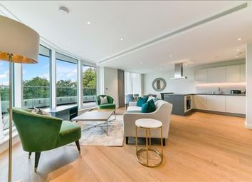 Thumbnail 3 bedroom flat to rent in Valetta House, 336 Queenstown Road, London