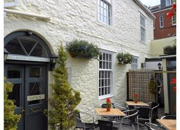 Thumbnail Restaurant/cafe for sale in Spinning Wheel, Hauley Road, Dartmouth, Devon