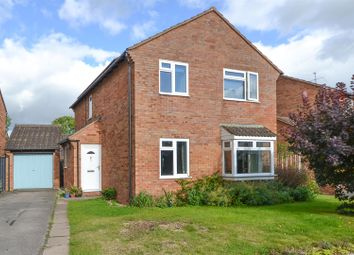 Thumbnail Detached house for sale in Orleton Close, Welland, Malvern