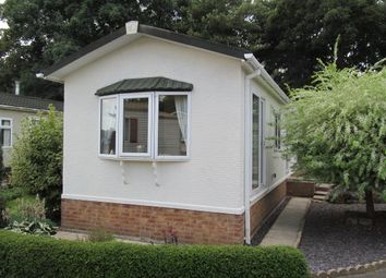 Thumbnail 2 bedroom mobile/park home for sale in Riverdale Park (Ref 5392), Gunthorpe, Nottinghamshire