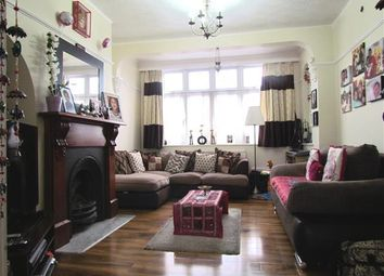 Thumbnail 3 bedroom terraced house to rent in Eccleston Crescent, Chadwell Heath, Romford