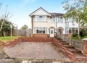 Thumbnail 3 bed semi-detached house for sale in Old Oak Road, Birmingham, West Midlands