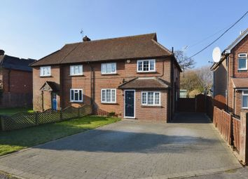 Thumbnail 3 bed semi-detached house for sale in Chapel Lane, Milford, Godalming