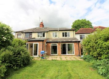 Thumbnail Semi-detached house to rent in Twyford Grove, Twyford