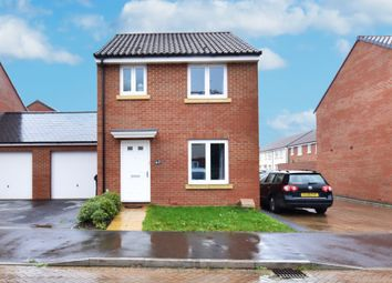Thumbnail 3 bed detached house for sale in Dragon Rise, Norton Fitzwarren