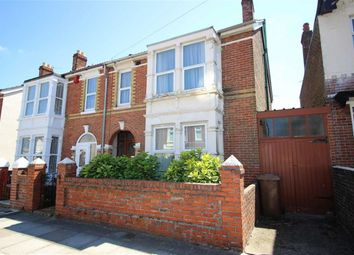 Thumbnail 4 bed semi-detached house for sale in Thurbern Road, North End, Portsmouth