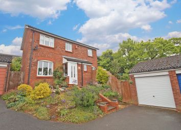 Thumbnail 3 bed detached house for sale in Easenhall Lane, Redditch
