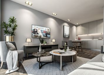 Thumbnail 1 bed flat for sale in Carnaby Place, Regent Road, Manchester