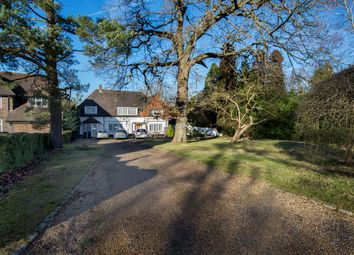 Thumbnail 5 bed detached house for sale in The Glade, Kingswood