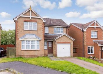Thumbnail 4 bed detached house for sale in Dalry Place, Chapelhall, Airdrie, .