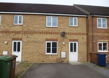 Thumbnail 3 bed terraced house to rent in Great Eastern Road, March, Cambs
